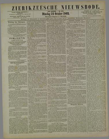 Zierikzeesche Nieuwsbode 1893-10-24