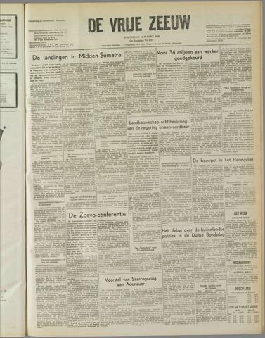 de Vrije Zeeuw 1958-03-12
