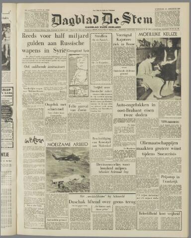 de Stem 1957-08-28