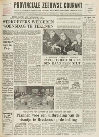 Provinciale Zeeuwse Courant 1972-11-21
