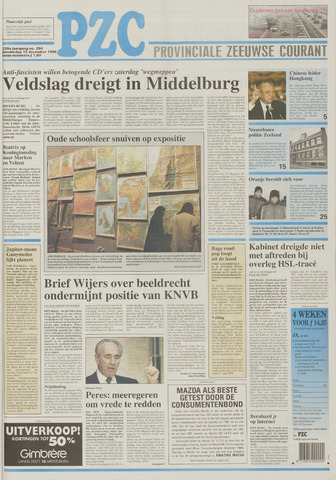 Provinciale Zeeuwse Courant 1996-12-12