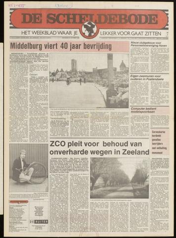 Scheldebode 1984-10-31