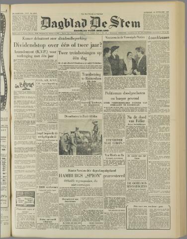 de Stem 1952-11-15