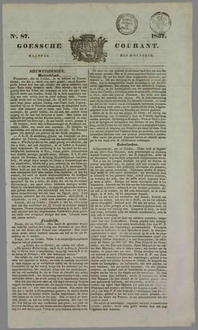 Goessche Courant 1837-10-30