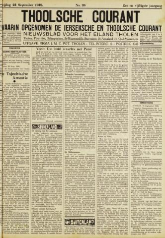 Ierseksche en Thoolsche Courant 1938-09-23
