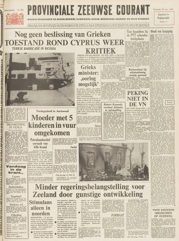 Provinciale Zeeuwse Courant 1967-11-29