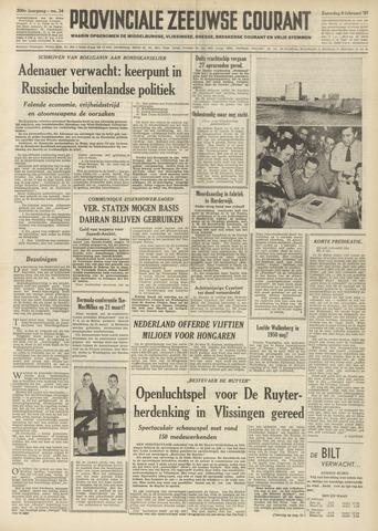 Provinciale Zeeuwse Courant 1957-02-09