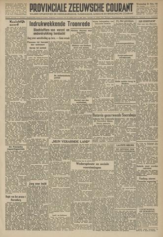 Provinciale Zeeuwse Courant 1945-11-21