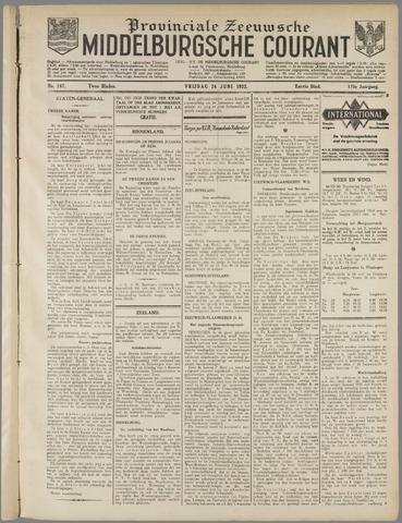 Middelburgsche Courant 1932-06-24