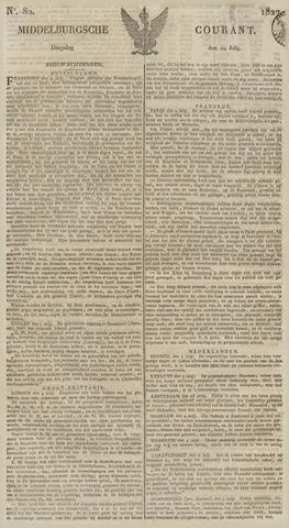 Middelburgsche Courant 1827-07-10