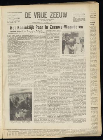 de Vrije Zeeuw 1950-08-21