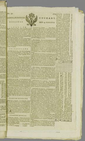 Middelburgsche Courant 1805-08-13
