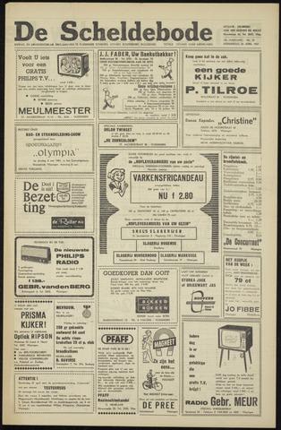 Scheldebode 1961-04-20