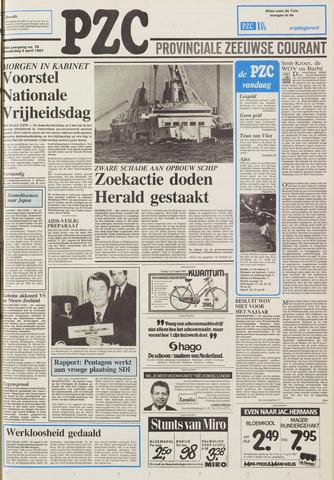 Provinciale Zeeuwse Courant 1987-04-09