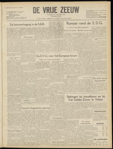 de Vrije Zeeuw 1954-08-28