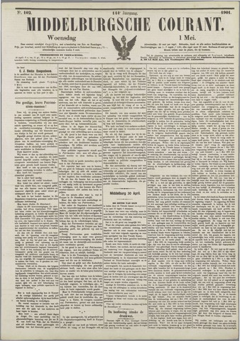 Middelburgsche Courant 1901-05-01