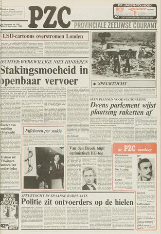 Provinciale Zeeuwse Courant 1983-12-02
