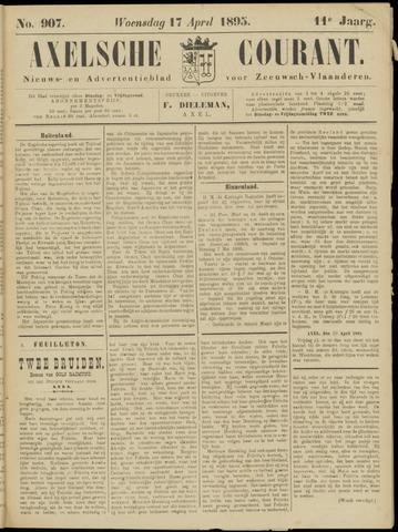 Axelsche Courant 1895-04-17