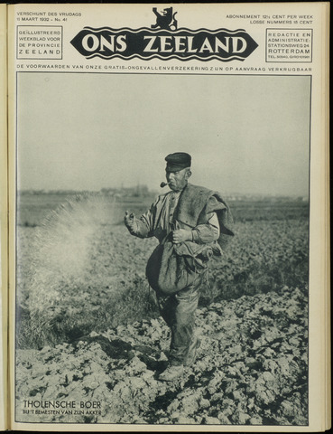 Ons Zeeland / Zeeuwsche editie 1932-03-11