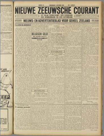 Nieuwe Zeeuwsche Courant 1930-10-16