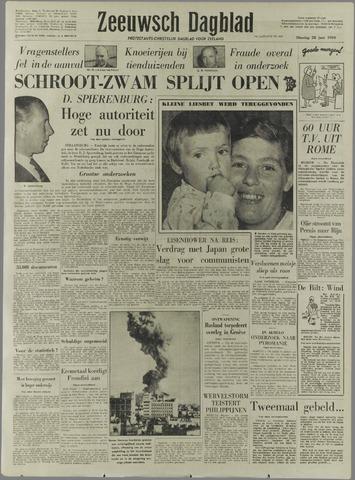 Zeeuwsch Dagblad 1960-06-28