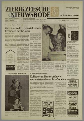 Zierikzeesche Nieuwsbode 1976-03-25
