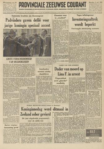 Provinciale Zeeuwse Courant 1960-05-02