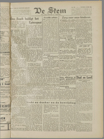 de Stem 1945-05-18