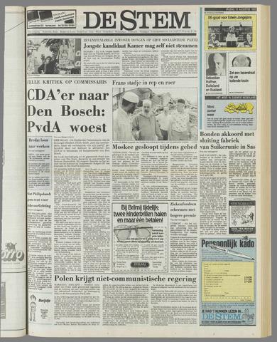 de Stem 1989-08-18