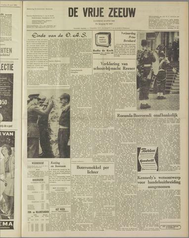 de Vrije Zeeuw 1962-06-30