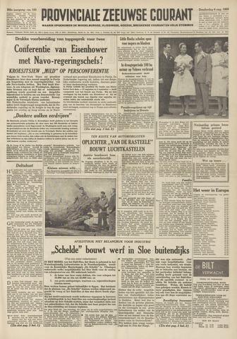 Provinciale Zeeuwse Courant 1959-08-06
