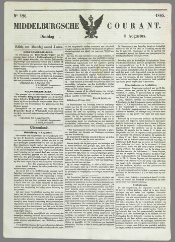 Middelburgsche Courant 1865-08-08