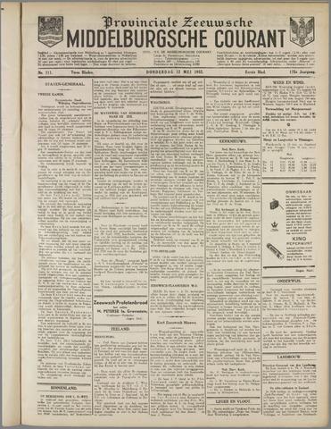 Middelburgsche Courant 1932-05-12