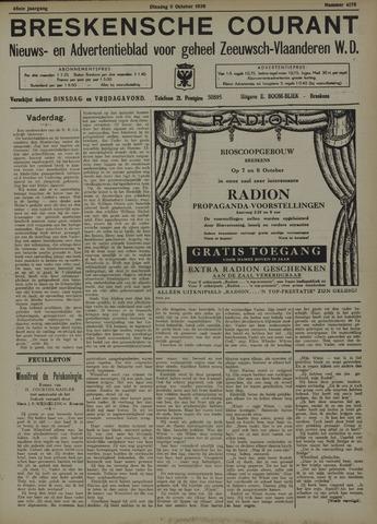 Breskensche Courant 1936-10-06