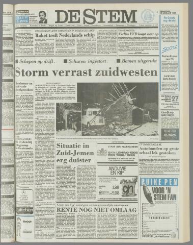 de Stem 1986-01-20