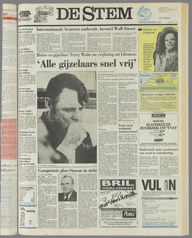 de Stem 1991-11-19