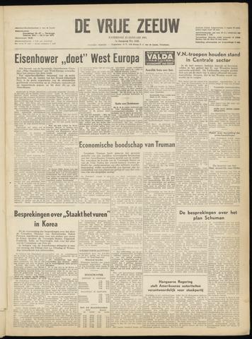 de Vrije Zeeuw 1951-01-13