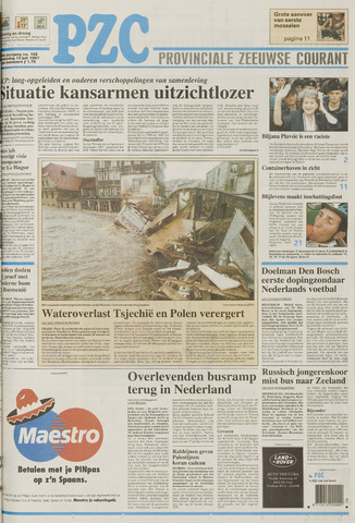 Provinciale Zeeuwse Courant 1997-07-10