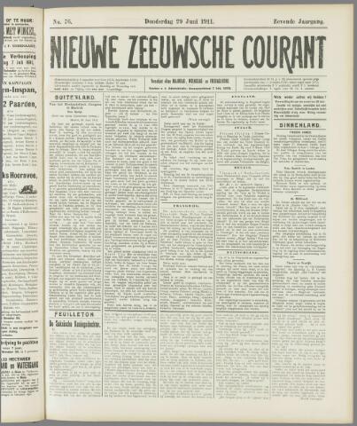 Nieuwe Zeeuwsche Courant 1911-06-29