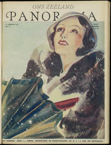 Ons Zeeland / Zeeuwsche editie 1935-02-14