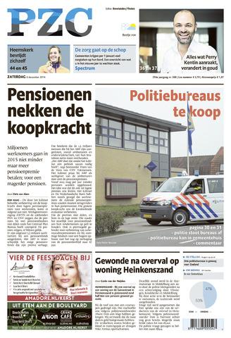 Provinciale Zeeuwse Courant 2014-12-06