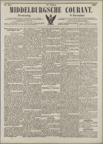 Middelburgsche Courant 1897-12-09