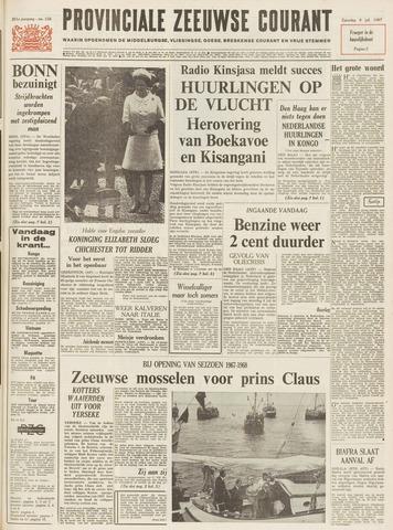 Provinciale Zeeuwse Courant 1967-07-08