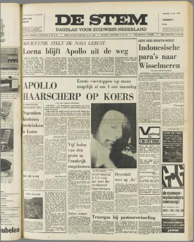 de Stem 1969-07-19