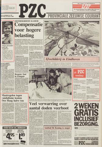 Provinciale Zeeuwse Courant 1987-03-16