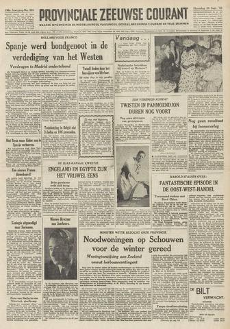 Provinciale Zeeuwse Courant 1953-09-28