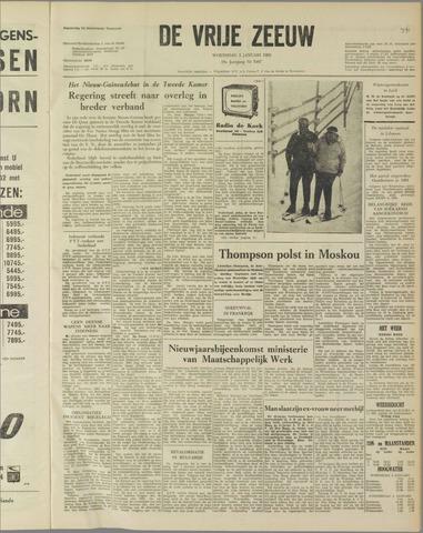de Vrije Zeeuw 1962-01-03