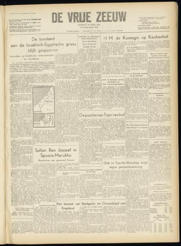 de Vrije Zeeuw 1956-04-10