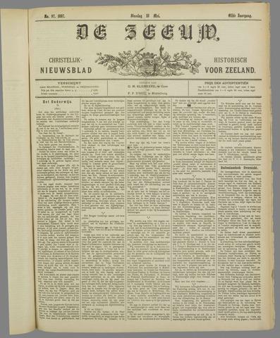 De Zeeuw. Christelijk-historisch nieuwsblad voor Zeeland 1897-05-18