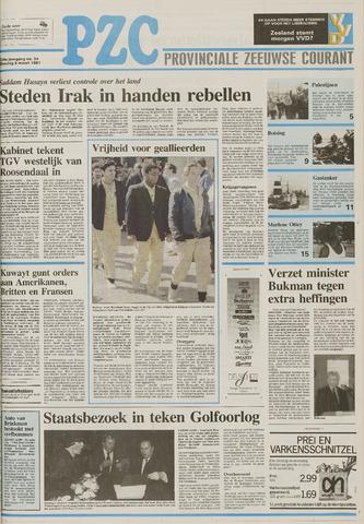 Provinciale Zeeuwse Courant 1991-03-05